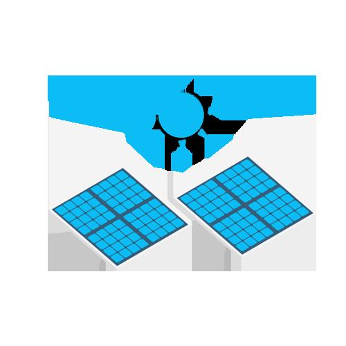 Cálculo de distancia entre arreglos fotovoltaicos