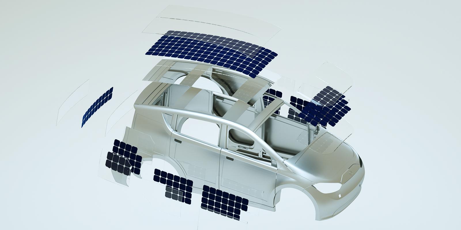 Sion, el coche eléctrico solar de Sono Motors