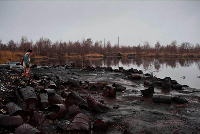 Chernobyl Ucrania, Los lugares más contaminados del mundo