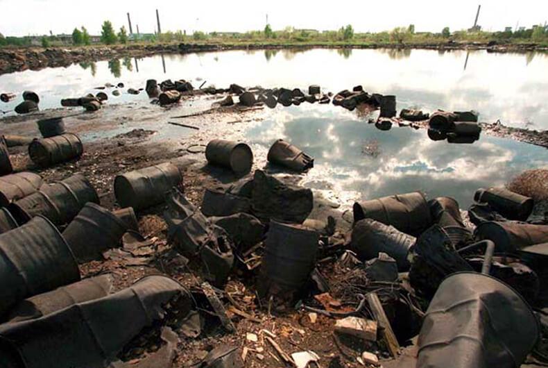 Kabwe Zambia, Los lugares más contaminados del mundo