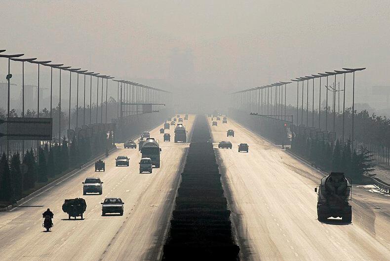 Linfen, China. Los lugares más contaminados del mundo