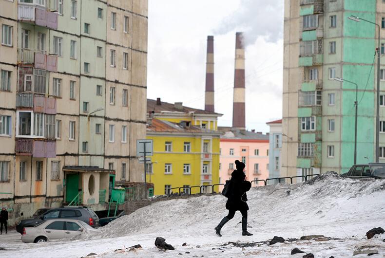 Dzerzhinsk Rusia, los lugares más contaminados del mundo