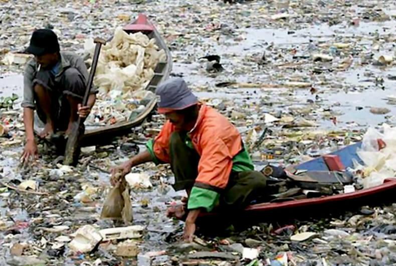 Kalimantan Indonesia, los lugares más contaminados del mundo