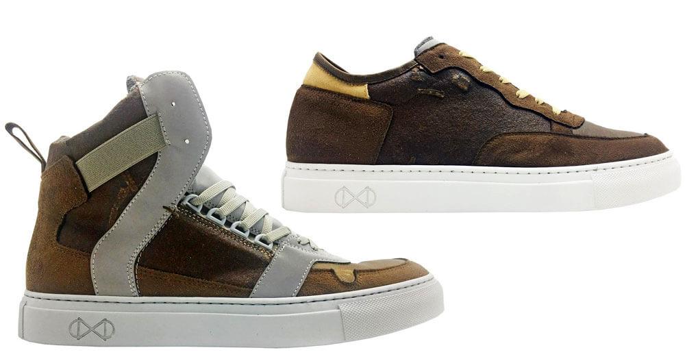 Los nat-2 Coffee, es un calzado que puede ser utilizado por hombres y mujeres