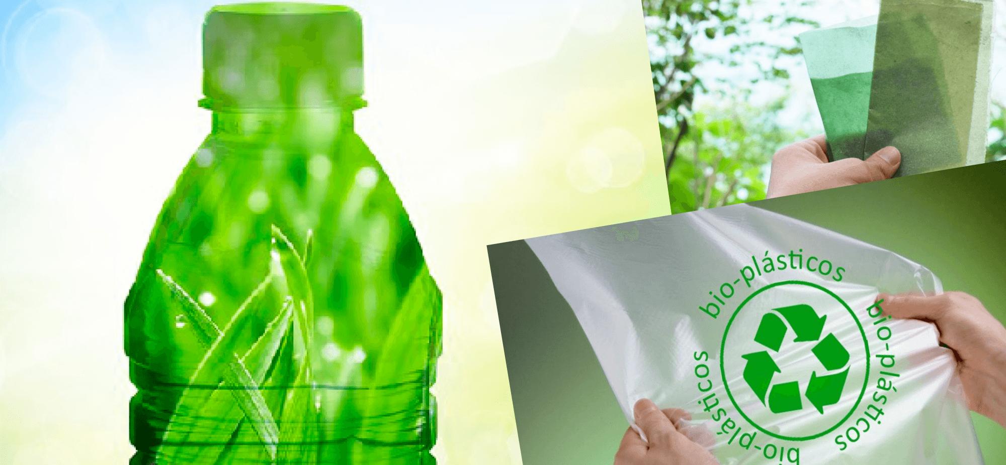 Los bioplásticos, ¿qué son? y para que sirven - Engimia
