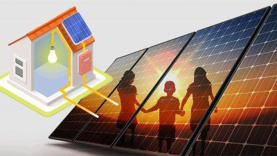 La energía solar y sus excelentes beneficios para el hogar