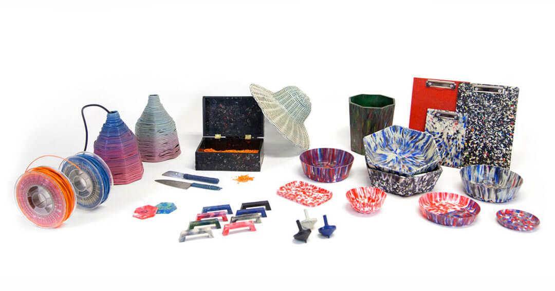 Precious Plastic, máquinas que facilitan el reciclaje de plástico