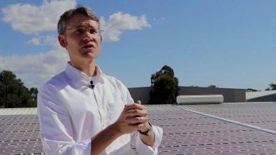 Printed solar, imprimir y pegar, así es la instalación fotovoltaica más rápida de instalar