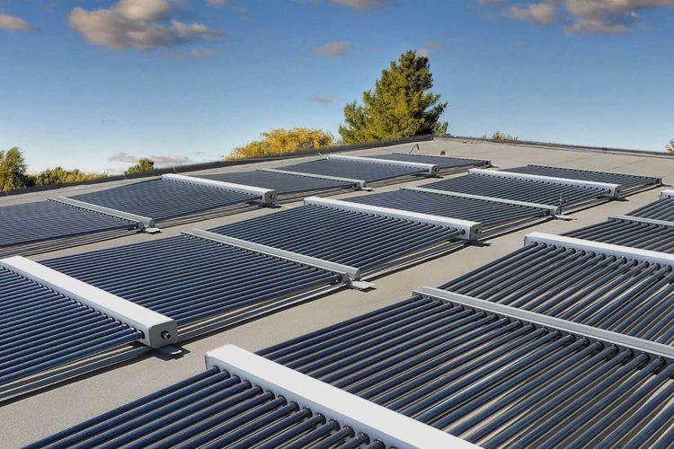 ¿Qué es un sistema de calentamiento solar de agua?