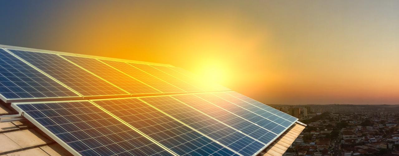 energía renovable y energía limpia