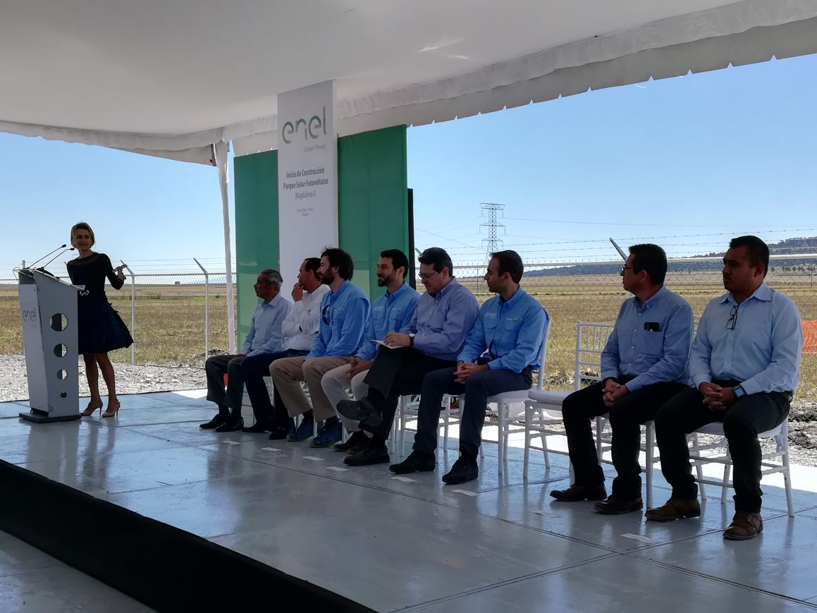 parque solar fotovoltaico Magdalena