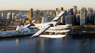 Primera aerolínea 100% eléctrica, podría volar con hidroaviones reconvertidos