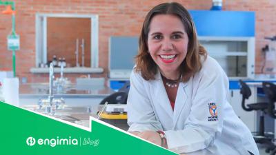 Investigadora mexicana crea cactus-plástico biodegradable con zumo